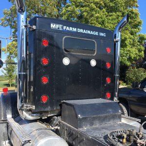 MF Farm Drainage Equipment